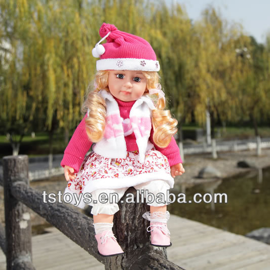 24 pollici bella cute baby doll