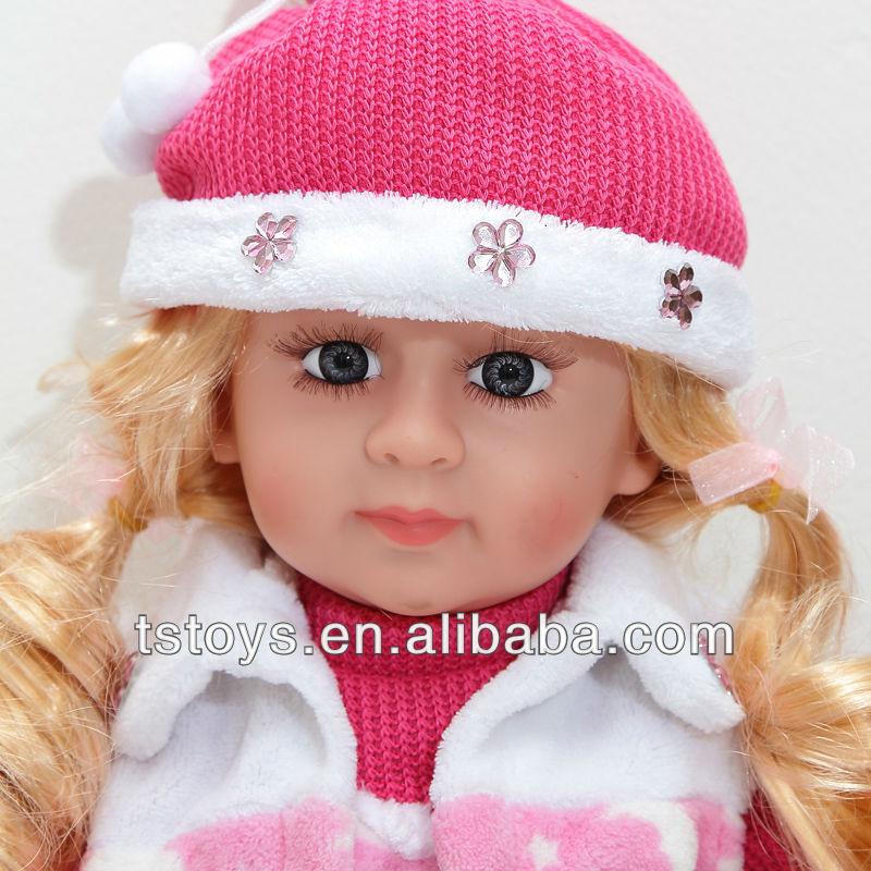 24 pulgadas encantadora Cute Baby Doll