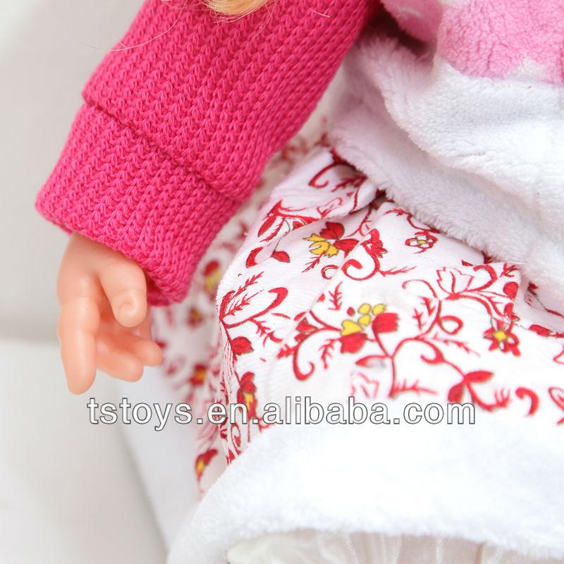 24 polegada encantador bonito da boneca