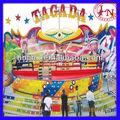 Atracciones! Exterior Tagada paseos de la diversión equipo del patio