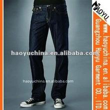 2015 new style fashion mens denim jeans (HY1797)