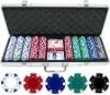 2015 New DRA-GB2012-S Model 500pcs Poker Chips Set