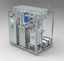 Pasteurizer unit