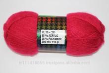 fashion acrylic hand knitting yarn