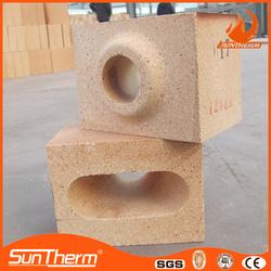 high temperature low creep cement kiln alumina refractory brick