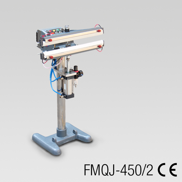Pneumatic Pedal Double-side Heating Sealer