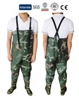 various styles and colors pvc fly fishing waders