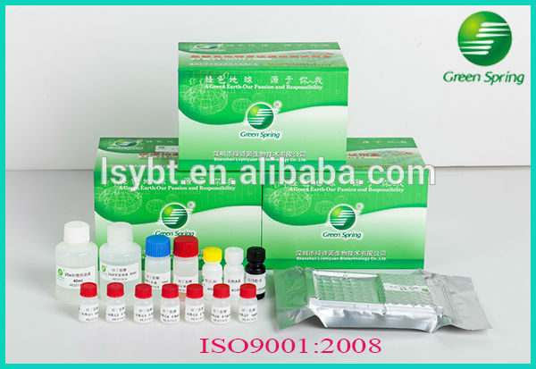 Antibiotic test kit for testing honey Tylosin ELISA rapid test