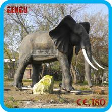 lifelike animal model,Elephant,wildlife zoo