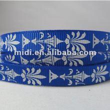 2012 Hot Polyester custom printed ribbon