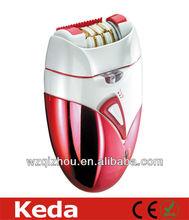 Red Epilator Hair Removal