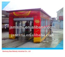 tunnel car washing machinery
