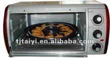 Shrimp plastic oven tray