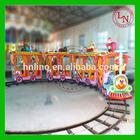 High quality interesting children electric mini train for kids Elephant train