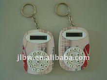 Cheap Keychain 8 Digital Scientific Calculator