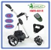 Light weight Remote control golf buggy made of Aluminum (HMR-601R)