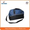 adjustable strap black and blue travel bag,pro travel bag for sport