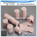 Alta vendaje elástico blanco y color de la piel CE ISO aprobado por la FDA