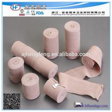 High elastic bandage white& skin colour CE ISO FDA approved