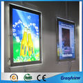 Acryl led-licht bilderrahmen