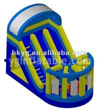2013 Inflatable obstacle slide/titanic slide