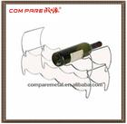 New!!! iron wine red wine bottle holder,wine racks holders