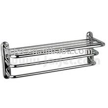 2012 Exclusive new design Stainless steel bathroom Towel Rack (triple deck) V06