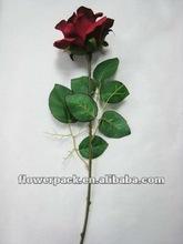 Good artificial velvet rose