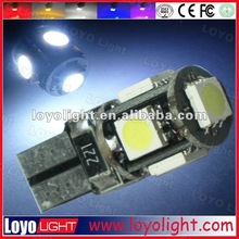 2013 Fast Selling Auto Part Error Free Canbus T10 LED Car Lamp, LED Auto Lamp, LED Auto Bulb