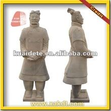 High imitation of ancient warrior sculptures CTWH-1195