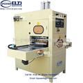 automático de soldadura y corte de la máquina de plástico para llavero de pvc de decisiones