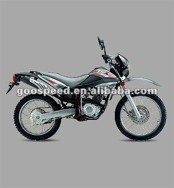دراجة نارية قبالة الطريق 125cc