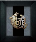 Brood Shadow box picture frame artwork