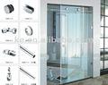 Chuveiro porta acessório, ferragem do banheiro, k008