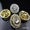 Crystal Decorative Buttons fr Menu