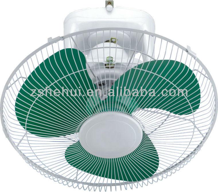 powerful wind 16 inch orbit fan