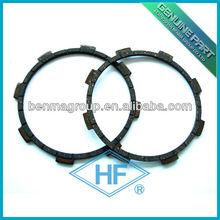 CBT125 clutch disc, clutch friction plate, CBT125 clutch plate