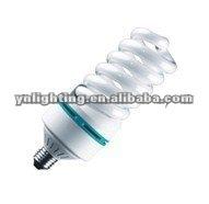 65w 220v 6400k full spiral energy saving lamp t5
