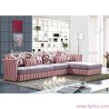 chenille sofás de tecido seccional