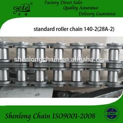 28A-2(140-2) standard Duplex roller chains