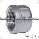 Stainless Steel Round Cap