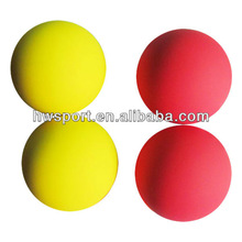 colorful hollow bouncing rubber ball
