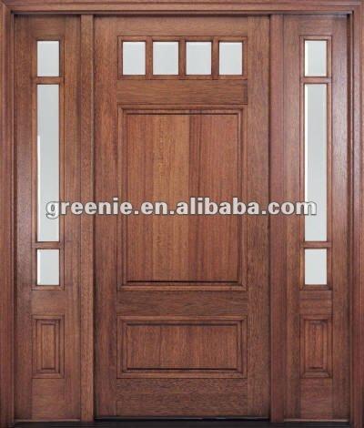 Mi casa decoracion precios de puertas de madera para exterior for Precio puerta madera exterior