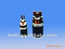 low smoke and halgen free SWA/STA armored XLPE power cable, high voltage electric power cable, XLPE power cable