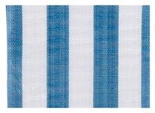 PE tarpaulin - blue and white stripes, canvas tarpaulin, waterproof fabric