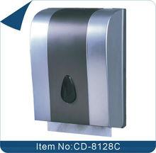 Wall mounted V-fold hand towel paper dispenser CD-8128C