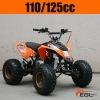 Semi-Automatic with reverse gear 110cc ATV Quad CE
