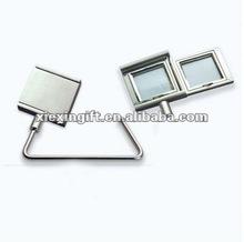fashional carrier metal bag holder