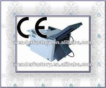 WD-298A A3 Automatic Paper Folding Machine Envelope folding