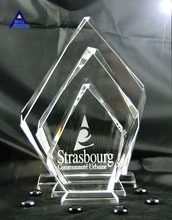 2014 Newest trophy engraving machines- -NO.1 Crystal Trophy Factory